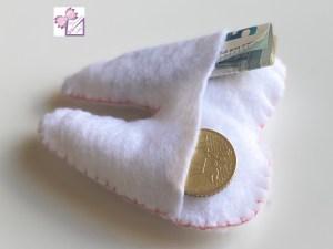 Kit couture porte dents dent en feutrine petite souris 6 ans ebook activité couture enfant débutant coudre à la main occuper son enfant bricolage enfant activité manuelle vacances