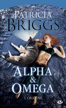 Briggs Patricia Alpha et Oméga 0