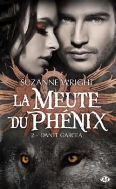 Wright Suzanne La Meute du Phénix 2