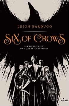 Bardugo Legh Six of crows 1