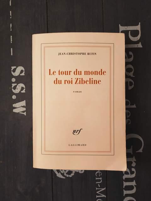 Le Tour Du Monde Du Roi Zibeline : monde, zibeline, Monde, Zibeline, JEAN-CHRISTOPHE, RUFIN, Lectures