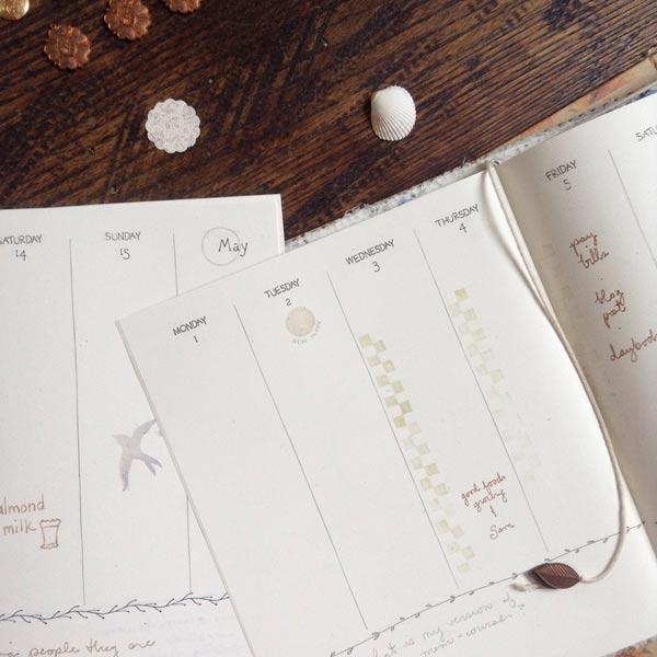 daybook-spreads