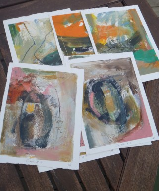 Corris Collection of LIttle Abstracts