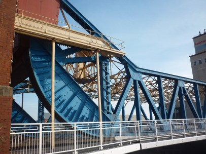 Drypool Bridge