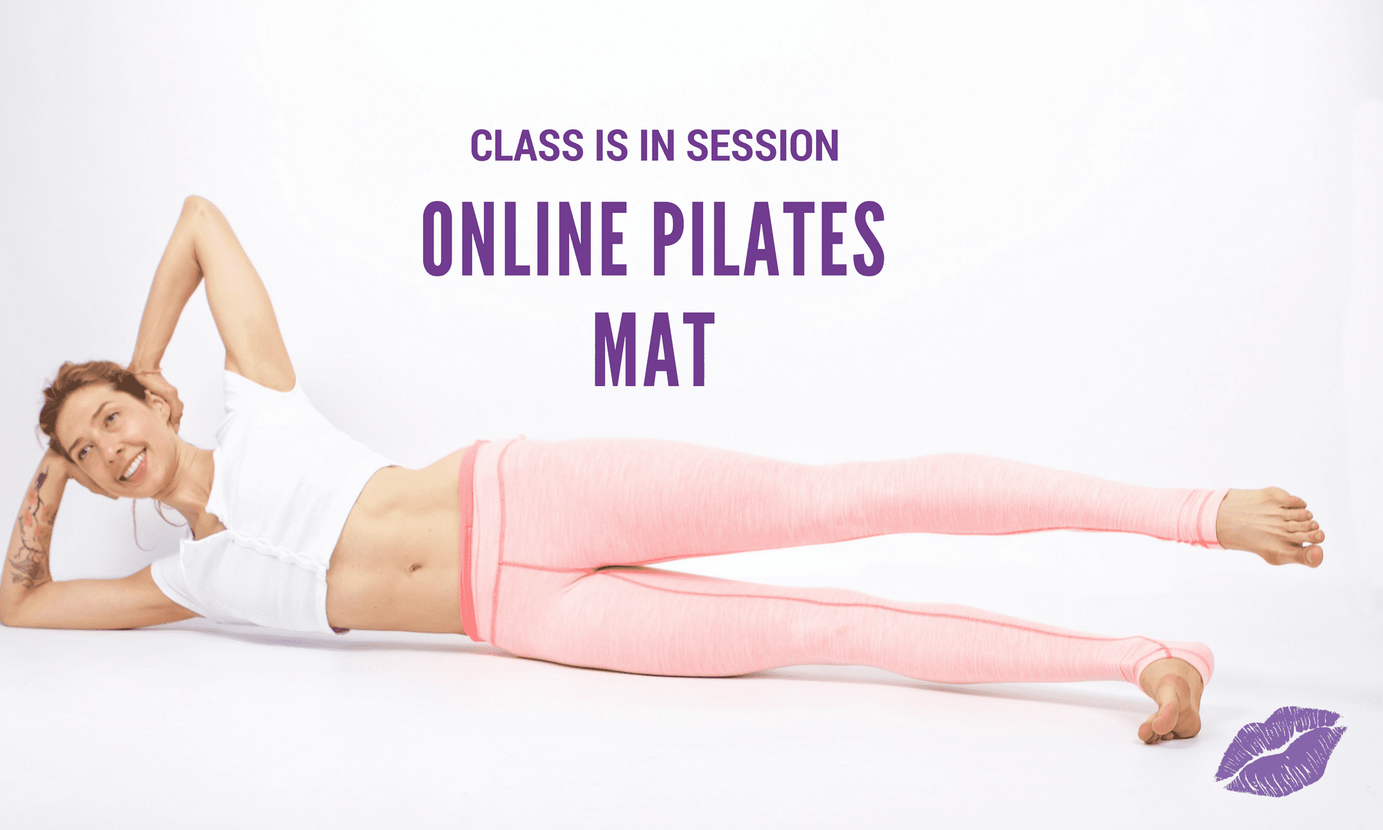 Class is In Session: Pilates with Weights