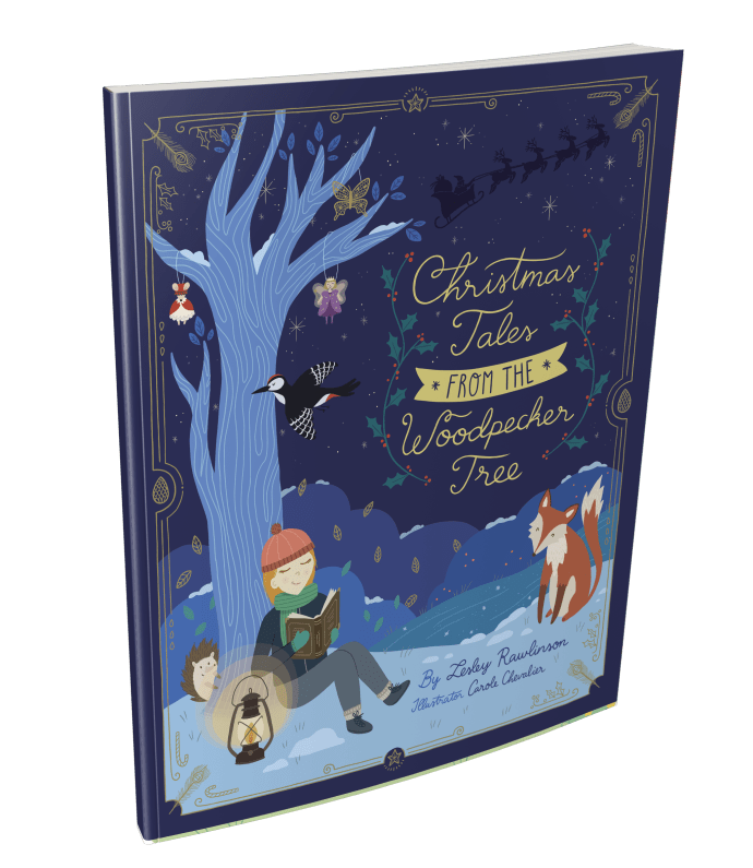 Christmas Tales from the Woodpecker Tree