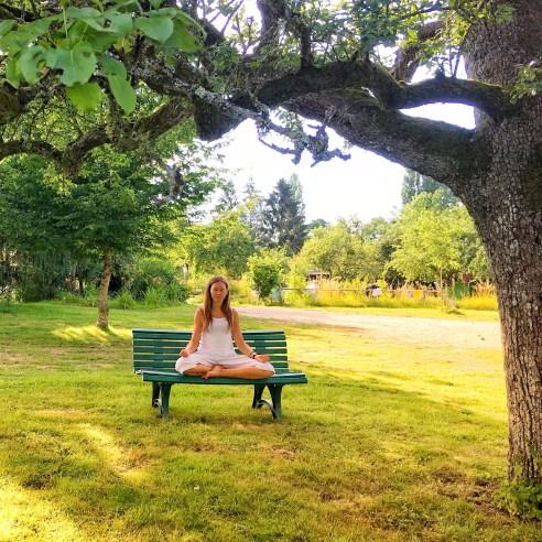 Lesley Meditatie