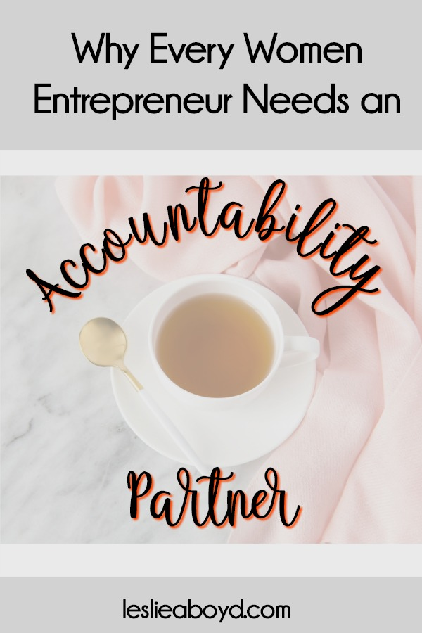 Find your Accountability Partner!