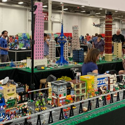 LEGO Conventions are Awesome!