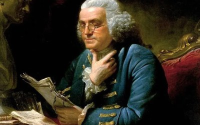 LESSONS FROM BENJAMIN FRANKLIN