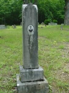 Orville Hale Headstone