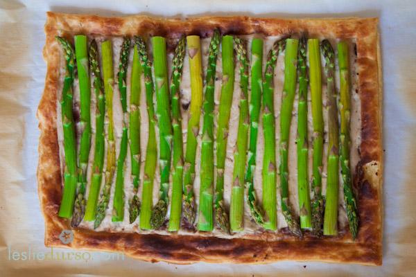 Springtime Asparagus Tart