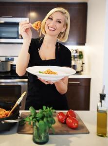 leslie durso vegan chef celebrity chef