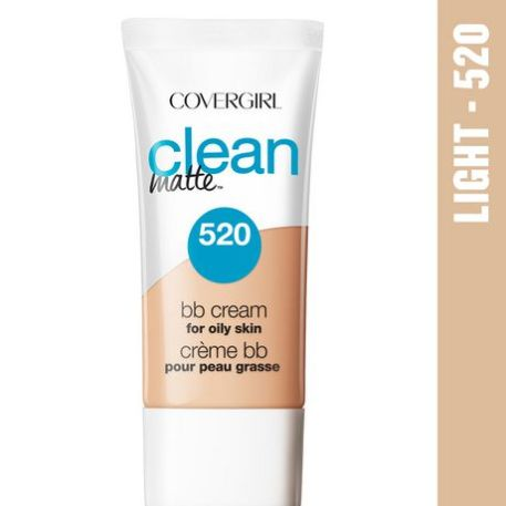 Old Packaging of the Clean Matte BB Cream