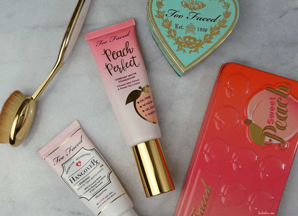 Too Faced Peach Perfect Comfort Matte Foundation | REVIEW