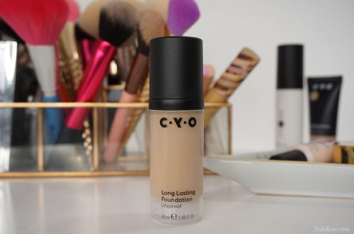 CYO Lifeproof Long Lasting Foundation available at Walgreens