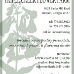 Triple Creek Flower Farm