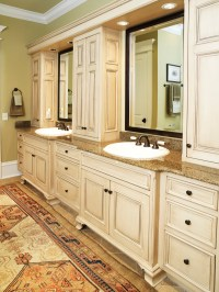 Master Bathroom Vanity | Leslie Newpher Interiors | High ...