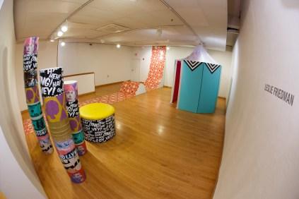 Yenta (installation shot)