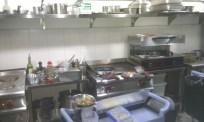 Clean, new kitchen