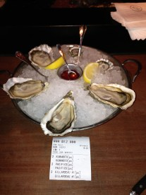 Oyster Platter #1
