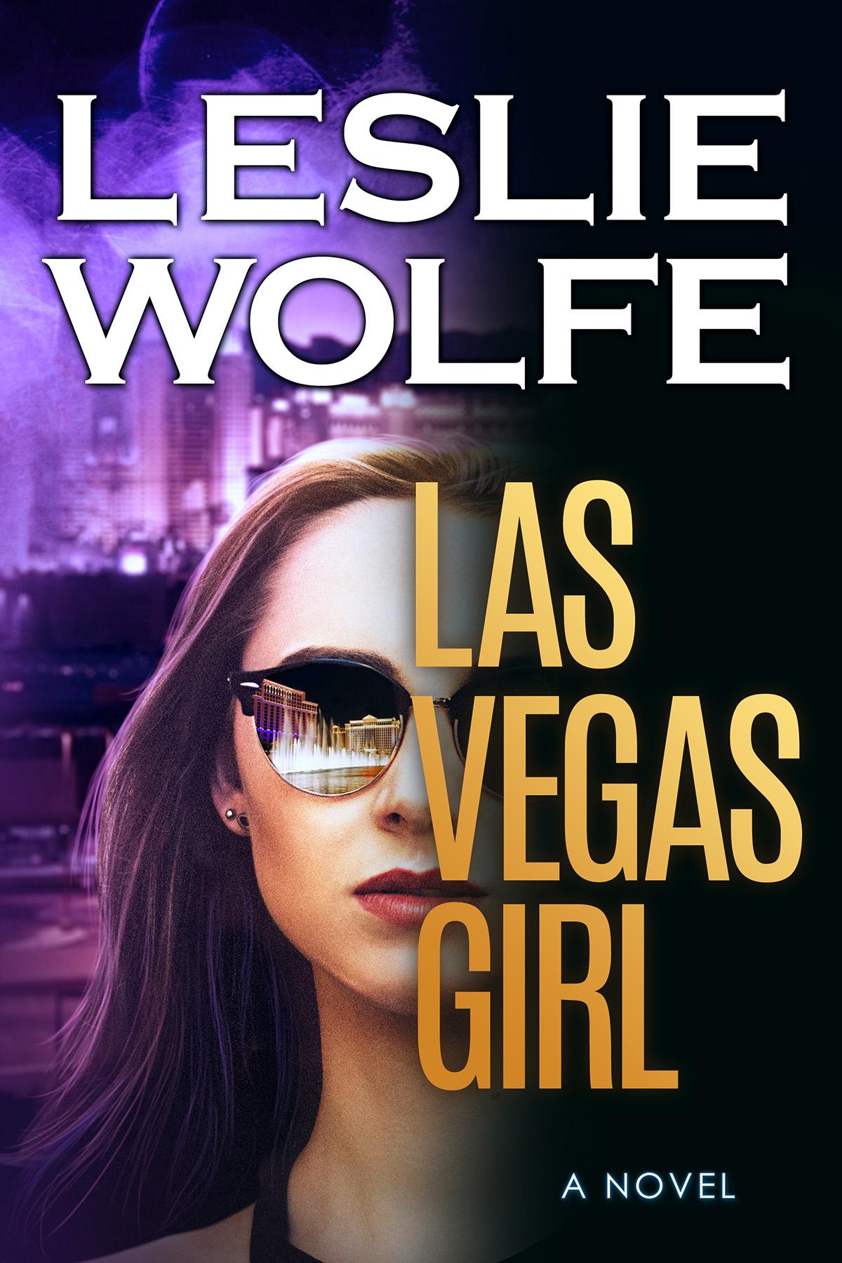 Las Vegas Girl by Leslie Wolfe