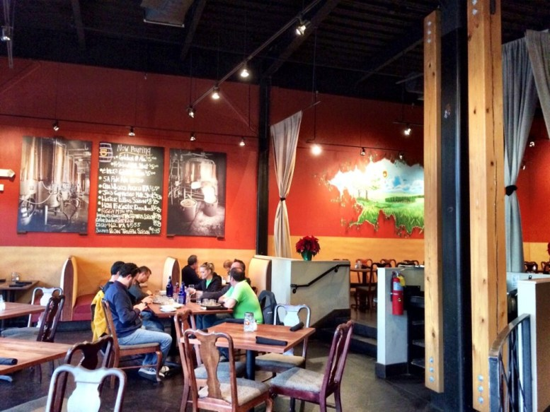 5 Seasons Brewing - Midtown - Atlanta, Ga