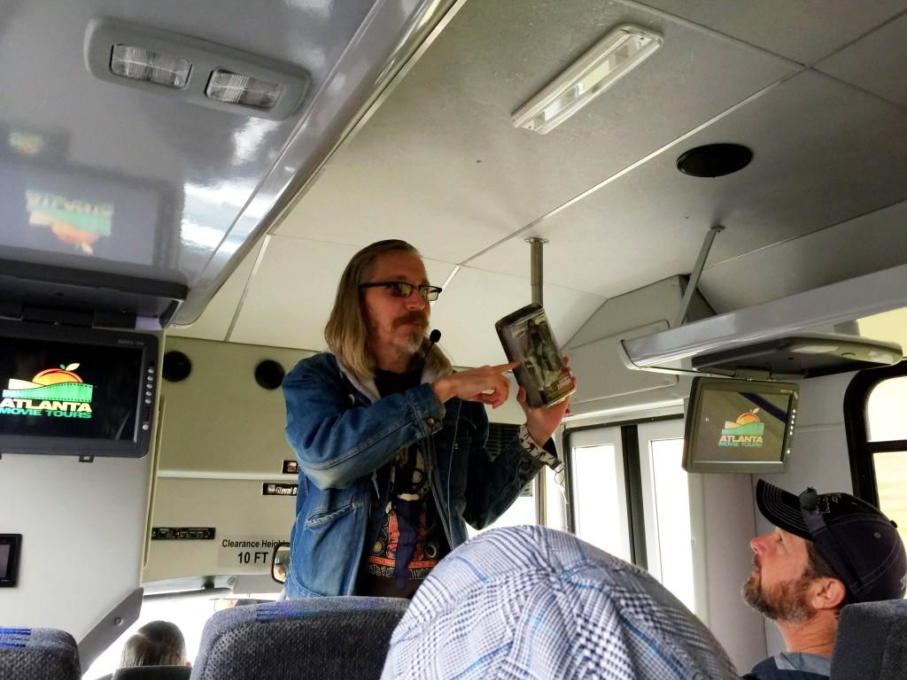 Big Zombie Tour The Walking Dead Atlanta