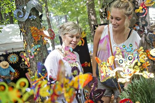Yellow Daisy Festival 2015 Stone Mountain Park