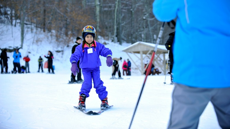Ski School at Beech Mountain Ski Resort, Beech Mountain North Carolina