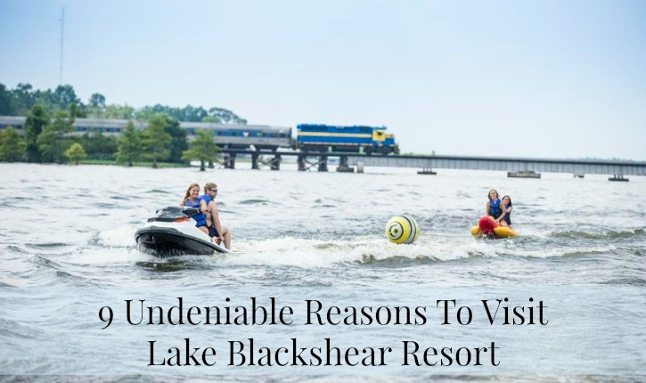lake blackshear resort