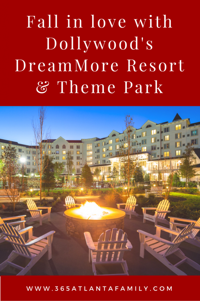 Fall in love with Dollywood DreamMore Resort and Theme Park
