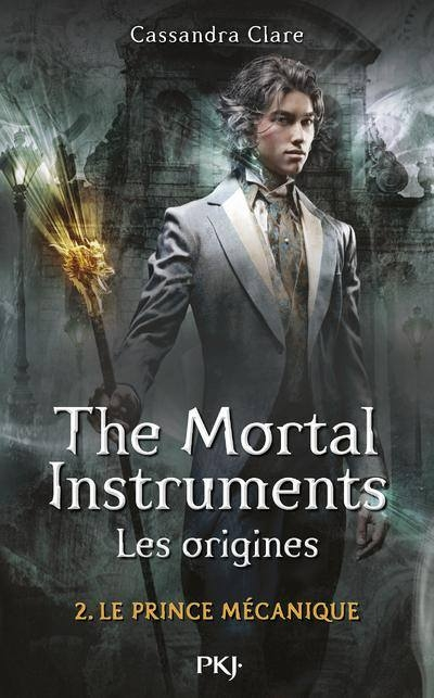 the mortal instruments les origines tome 2