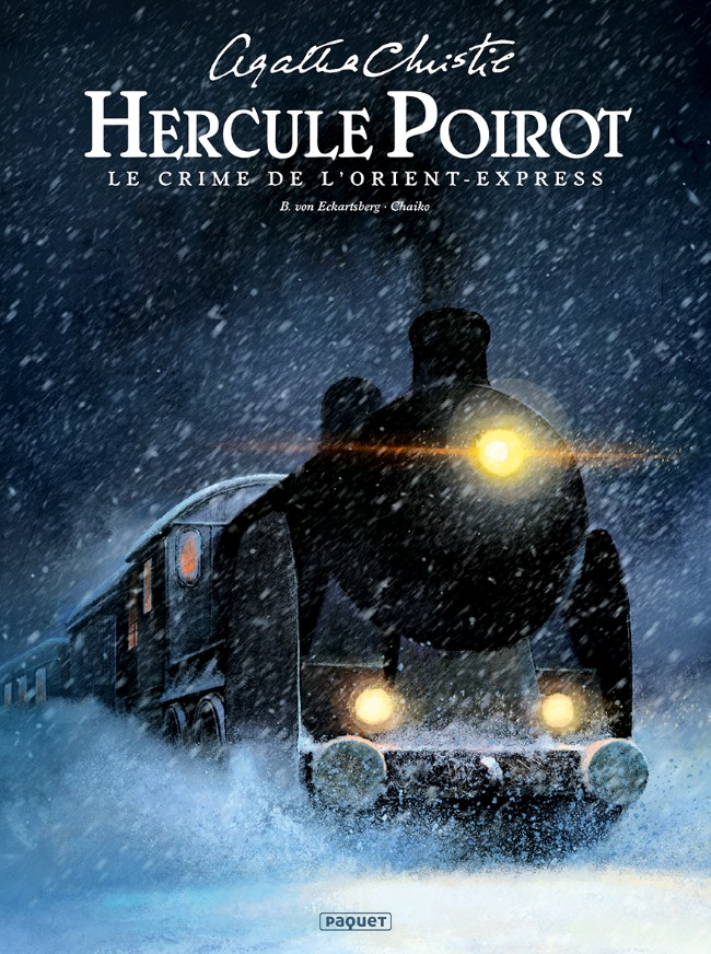 Le Crime De L Orient Express Résumé : crime, orient, express, résumé, Hercule, Poirot:, Crime, L'Orient-Express, Benjamin, Esckartsberg, Chaiko, Livres, D'Eve