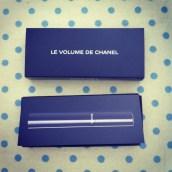 J'ai reçu un échantillon Chanel mais je ne me souviens plus pourquoi ?!