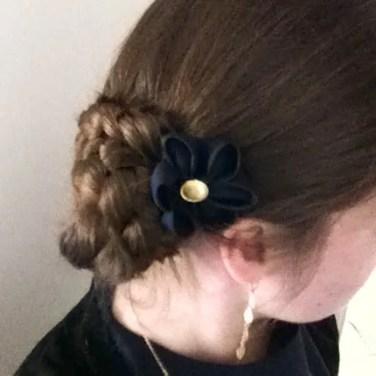 Des tresses torsadées pour une jolie coiffure