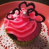 Les cupcakes de ma copine ♥