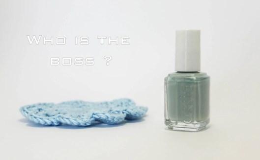 who is the boss - les lubies de louise titre