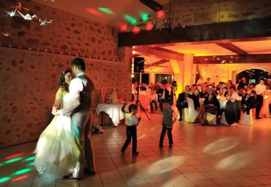 Mariage premiere danse Les lubies de Louise