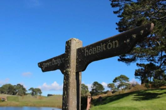 Nouvelle Zélande - Hobbiton - Les lubies de Louise (2)