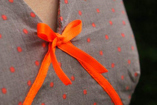 Robe à pois et détails fluo - Les lubies de louise (7 sur 7)