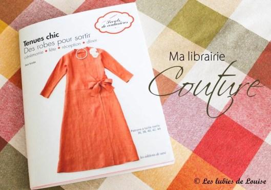 Tenues chic des robes pour sortir Aoi Koda Secret de couturières - Les lubies de Louise (titre)
