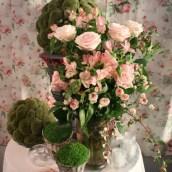 Les belles fleurs de Stéphanie Descloud : http://www.stephaniedesclouds.com/
