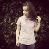 Petite blouse d'anniversaire