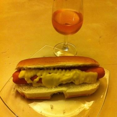 J'adoooore les hot dog !