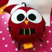 La petite mascotte pour Mondial Tissus
