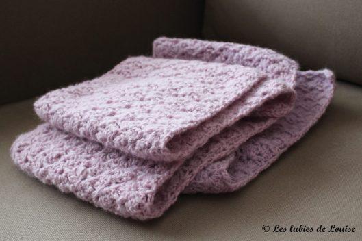 Mon écharpe en crochet -  les lubies de louise-3