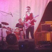 Mon chéri en concert, c'était rock and roll -> Mad bronco ♥