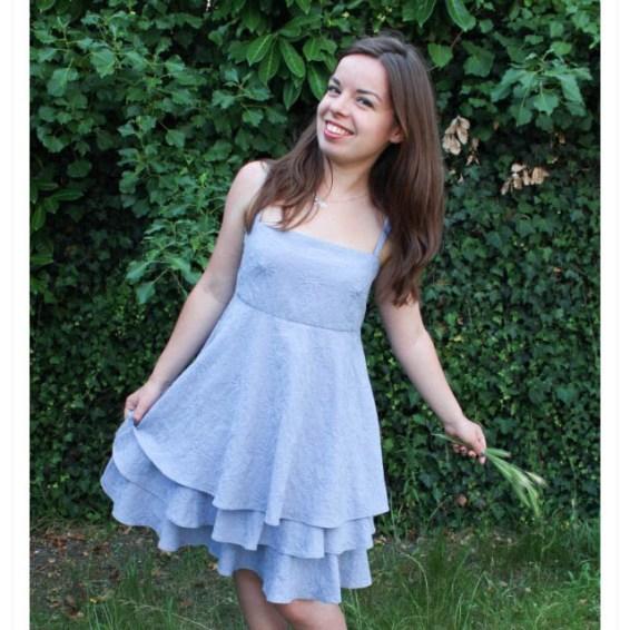 Ma robette de princesse est sur le blog !