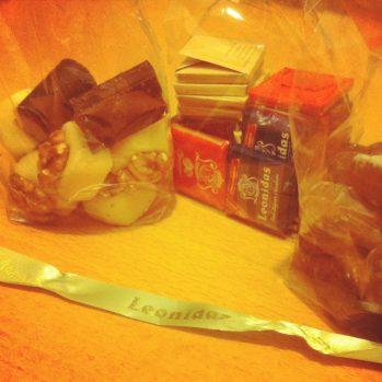 Les chocolats de ma grand-mère ♥